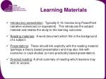 learning materials1