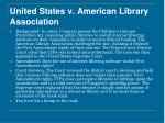 united states v american library association