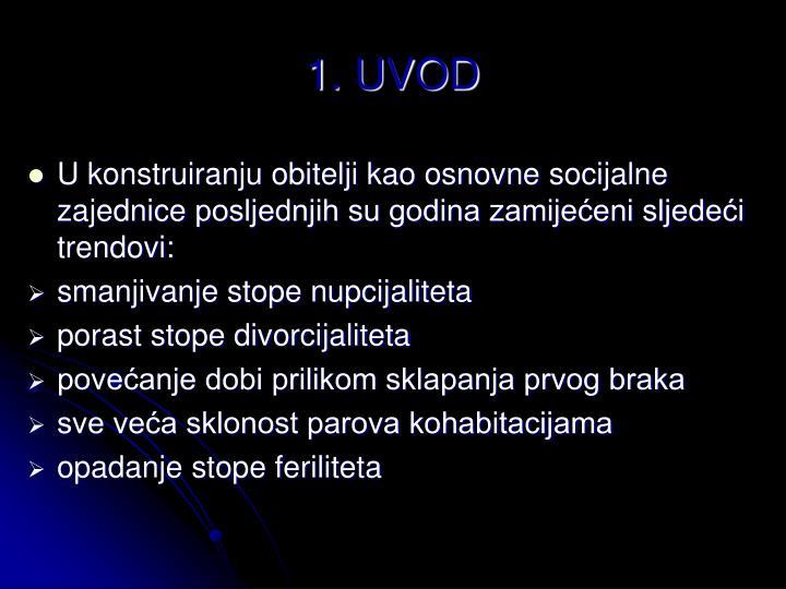 1. UVOD