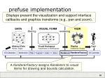 prefuse implementation3