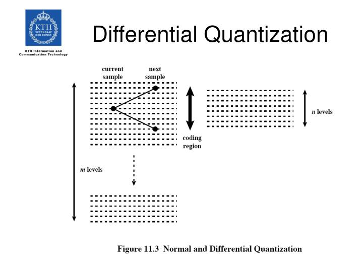 Differential Quantization