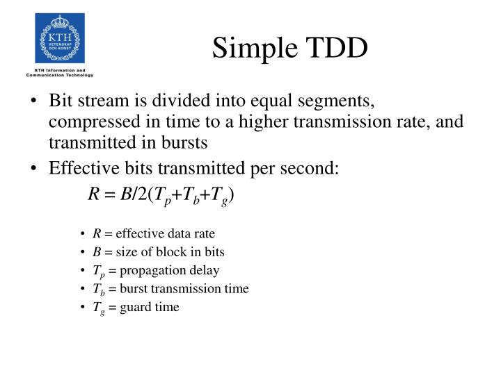 Simple TDD