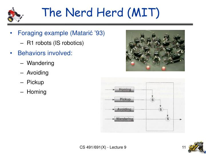 The Nerd Herd (MIT)