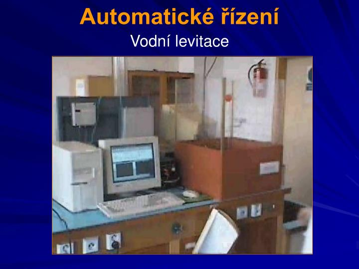 Automatické řízení