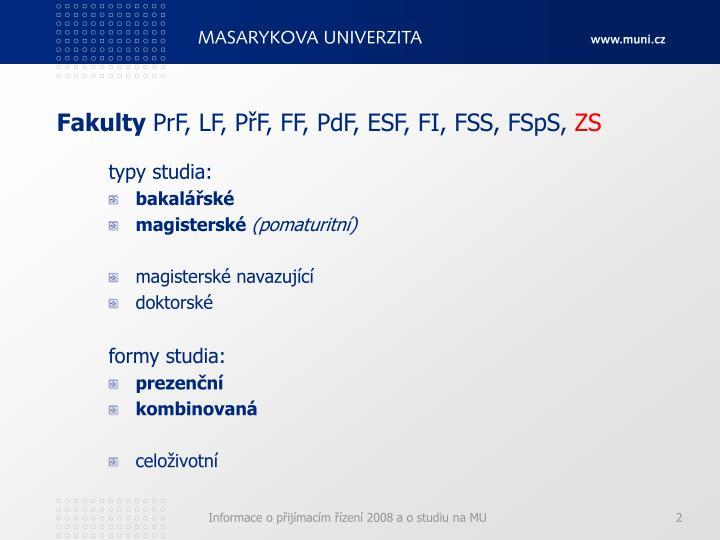 Fakulty
