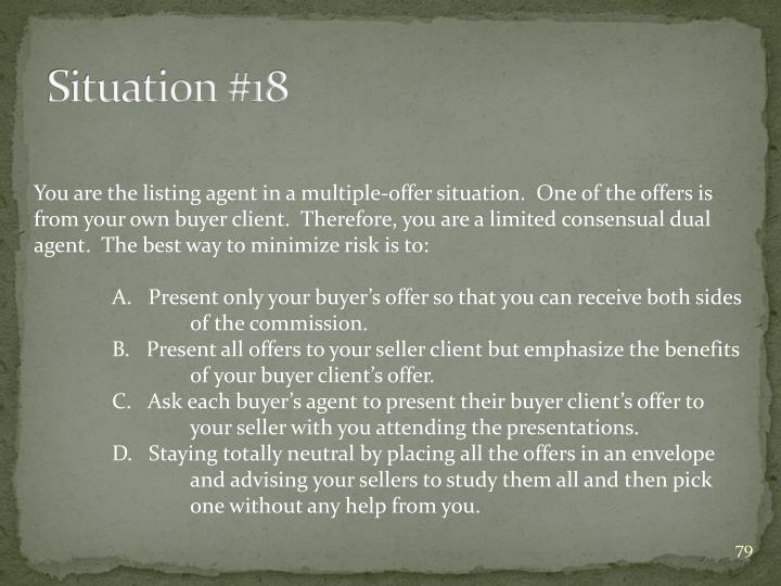Situation #18