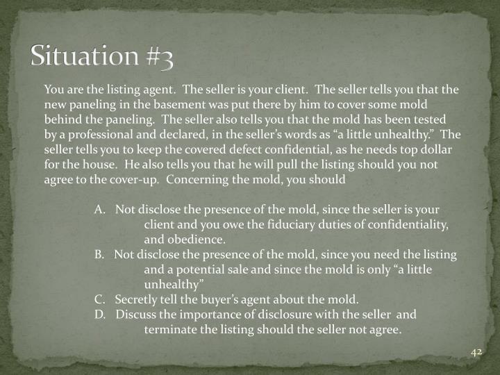 Situation #3