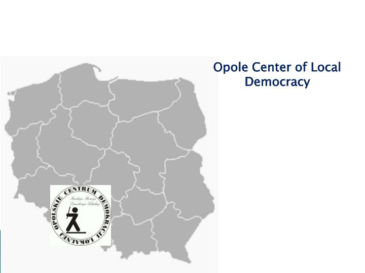 Opole Center of Local Democracy