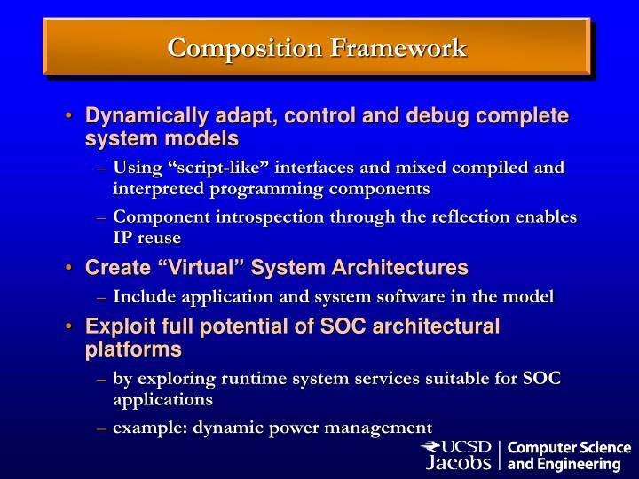 Composition Framework