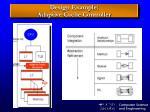design example adaptive cache controller