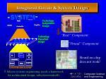 integrated circuit system design