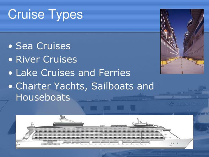 Cruise Types