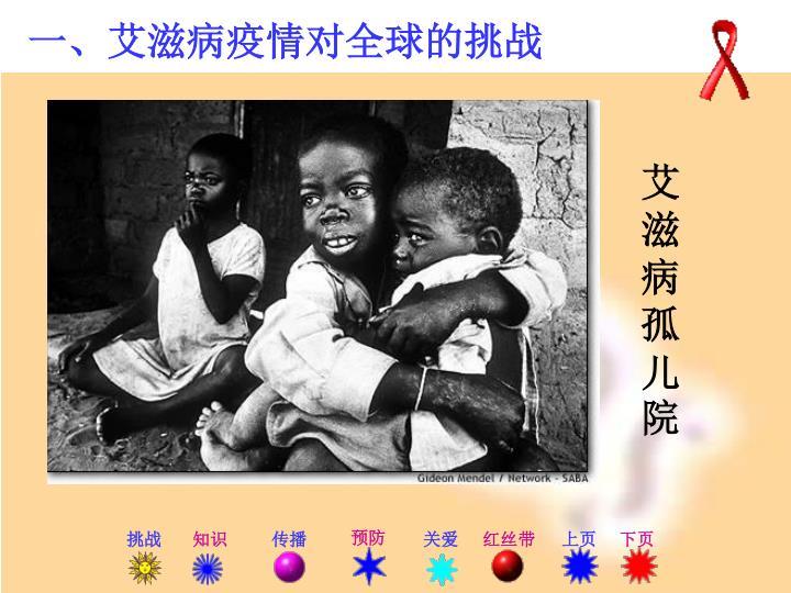 艾滋病孤儿院