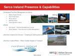serco ireland presence capabilities
