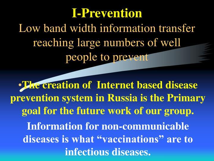 I-Prevention