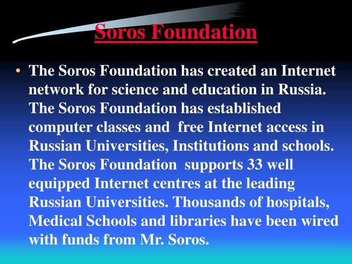 Soros Foundation