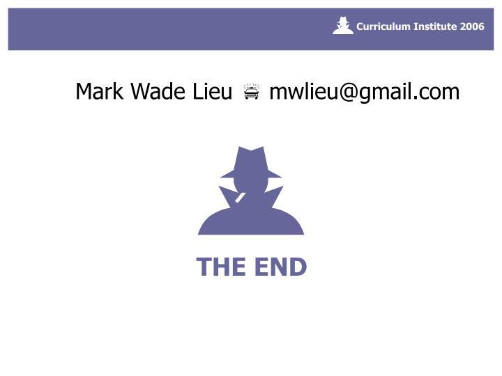 Mark Wade Lieu
