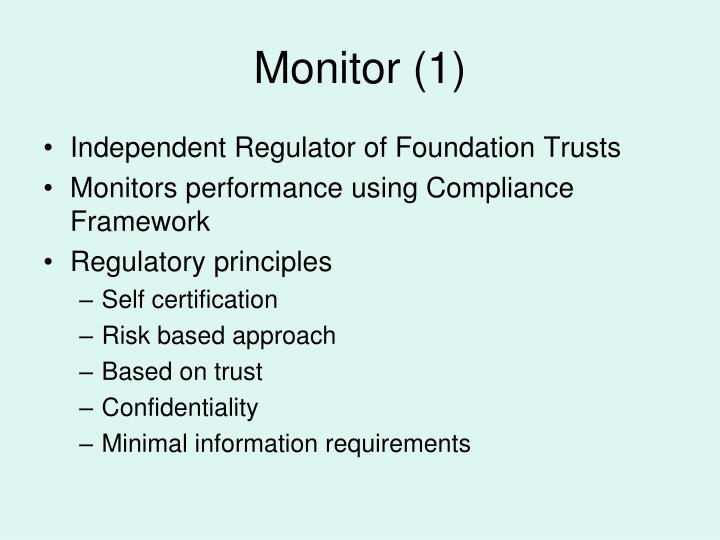 Monitor (1)