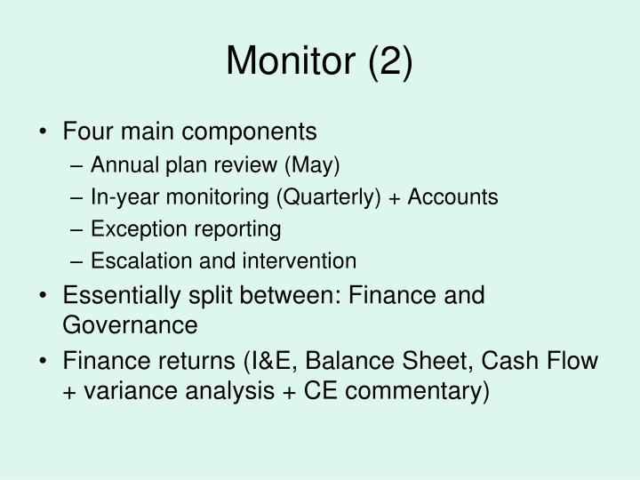 Monitor (2)