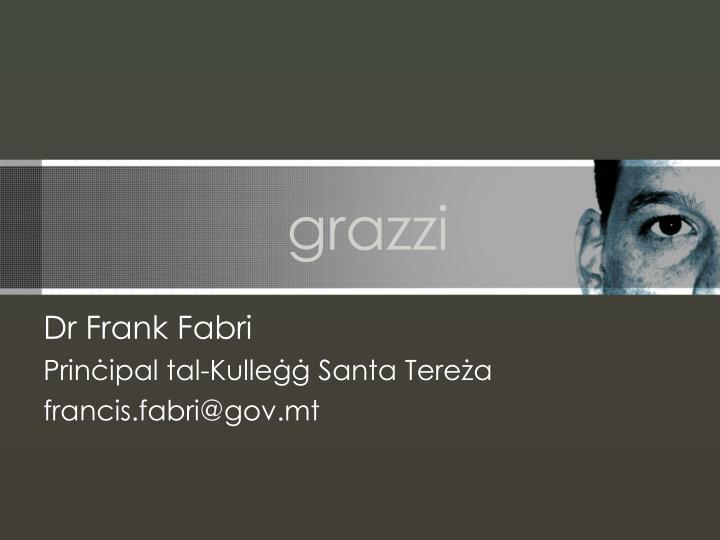 grazzi
