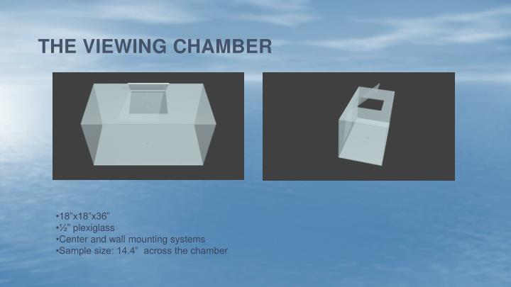 The Viewing Chamber