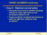 target accidents continued1