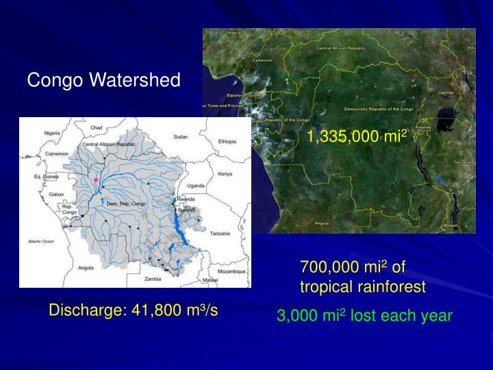 Congo Watershed