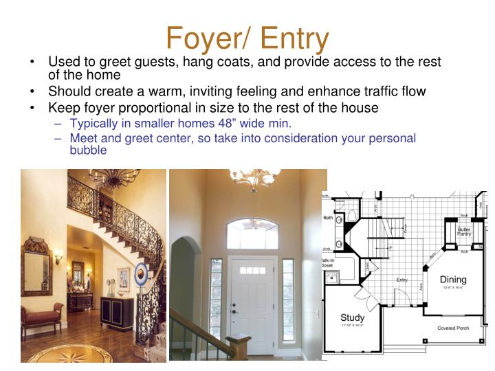Foyer/ Entry
