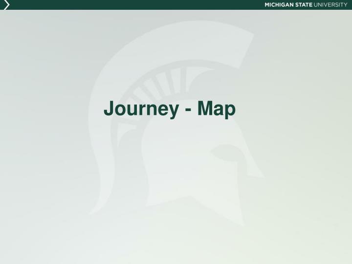 Journey - Map