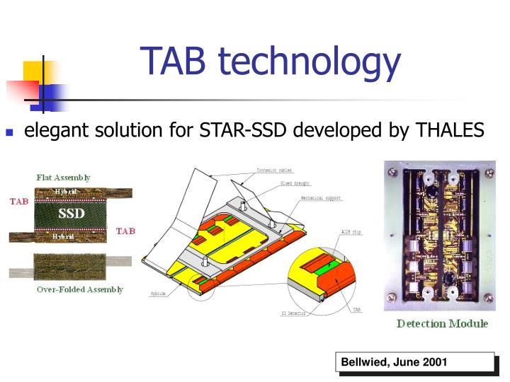TAB technology