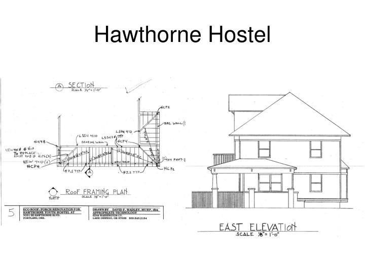Hawthorne Hostel