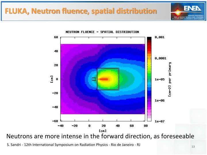FLUKA, Neutron