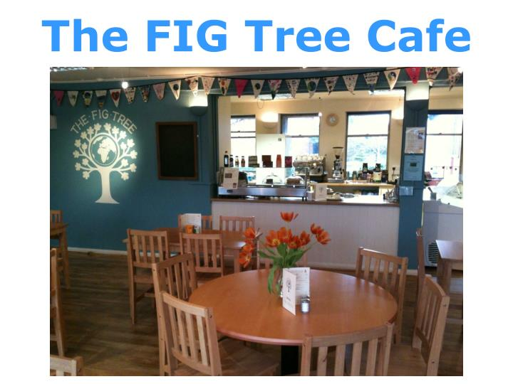 The FIG Tree Cafe