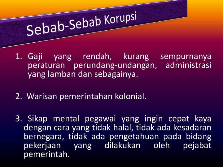 Sebab-Sebab