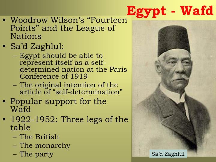 Egypt - Wafd