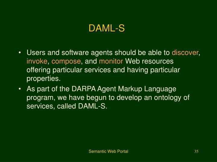 DAML-S