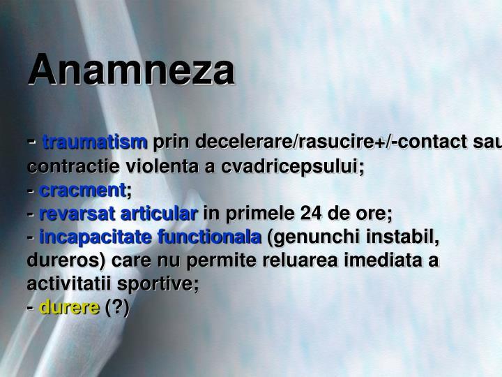 Anamneza