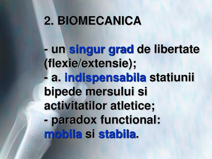 2. BIOMECANICA