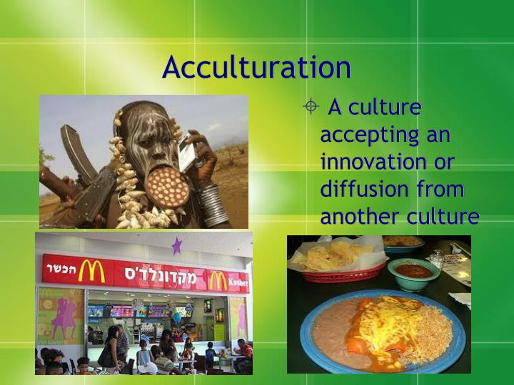 Acculturation
