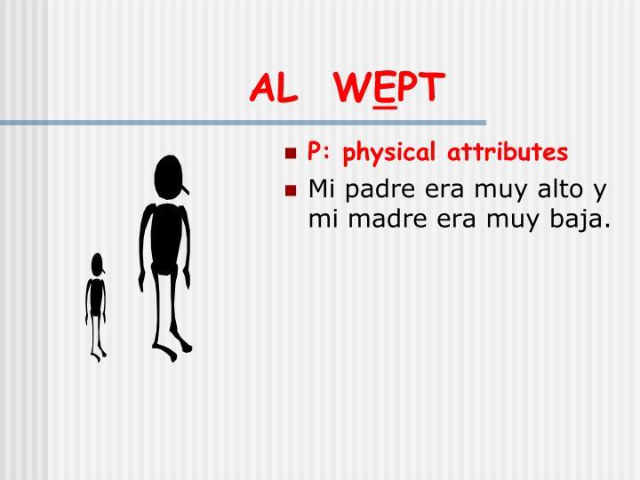 AL  W