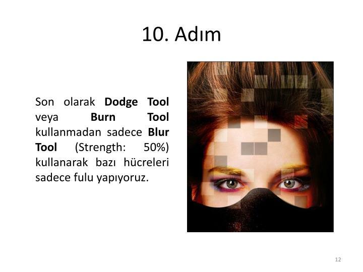 10. Adım