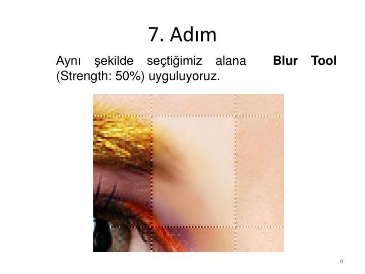 7. Adım