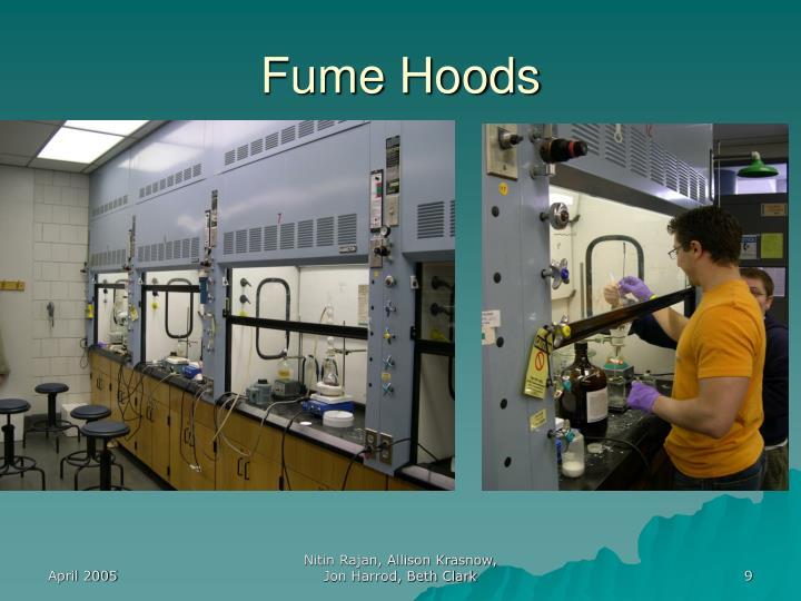 Fume Hoods