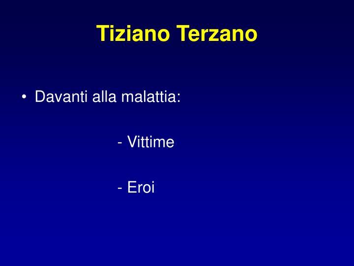 Tiziano Terzano