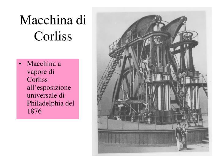 Macchina di Corliss