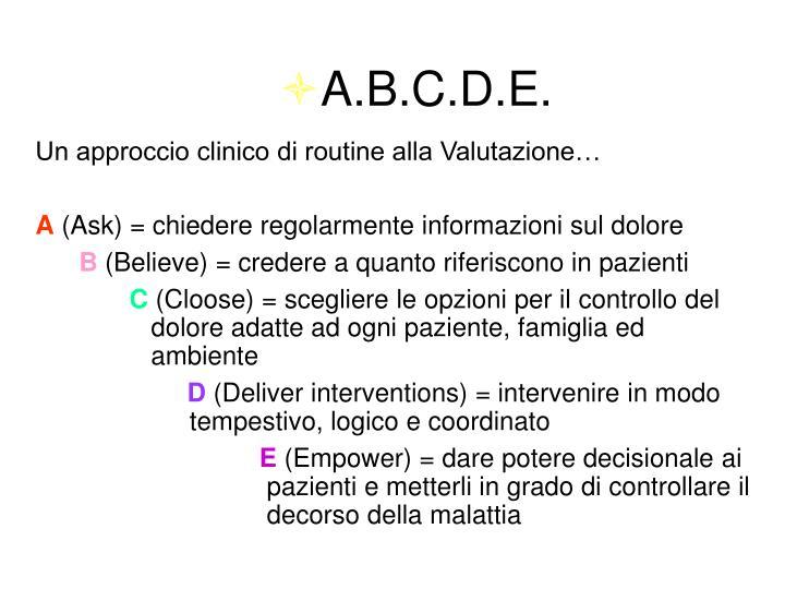 A.B.C.D.E.