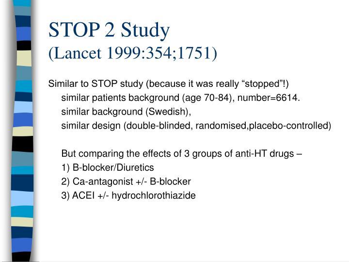 STOP 2 Study