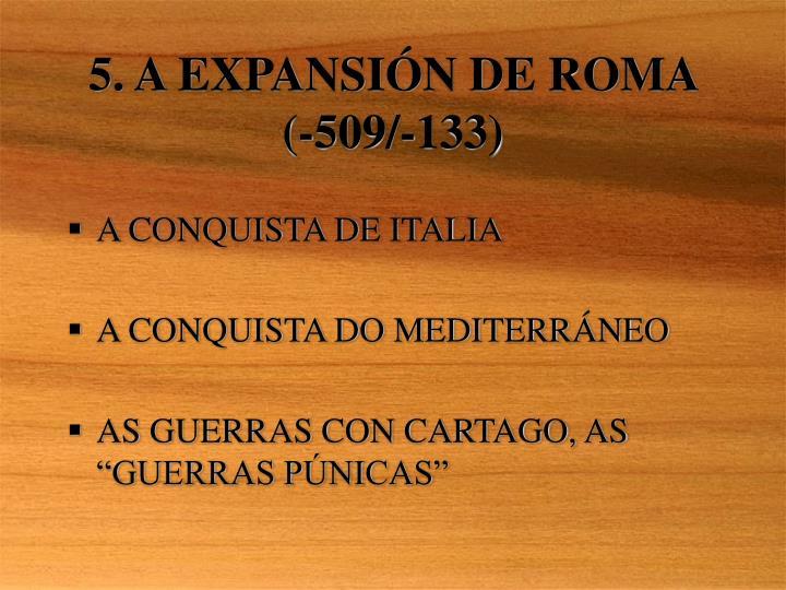 5. A EXPANSI