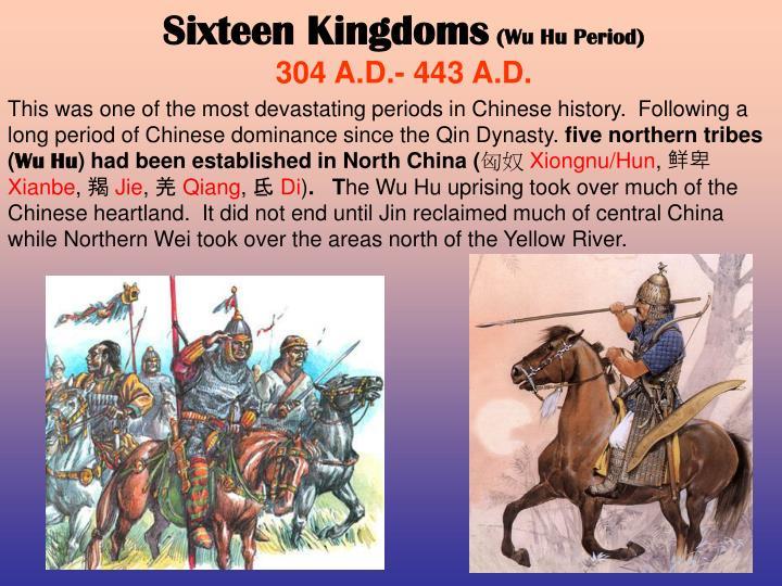 Sixteen Kingdoms