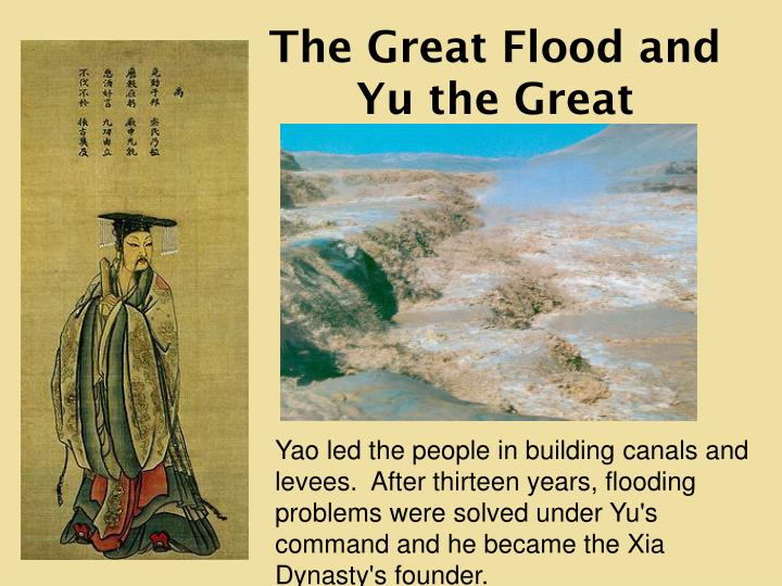 The Great Flood and